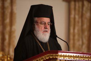 Le métropolite de Kykkos Nicéphore conteste l'attitude du Patriarcat de Constantinople dans la question ukrainienne