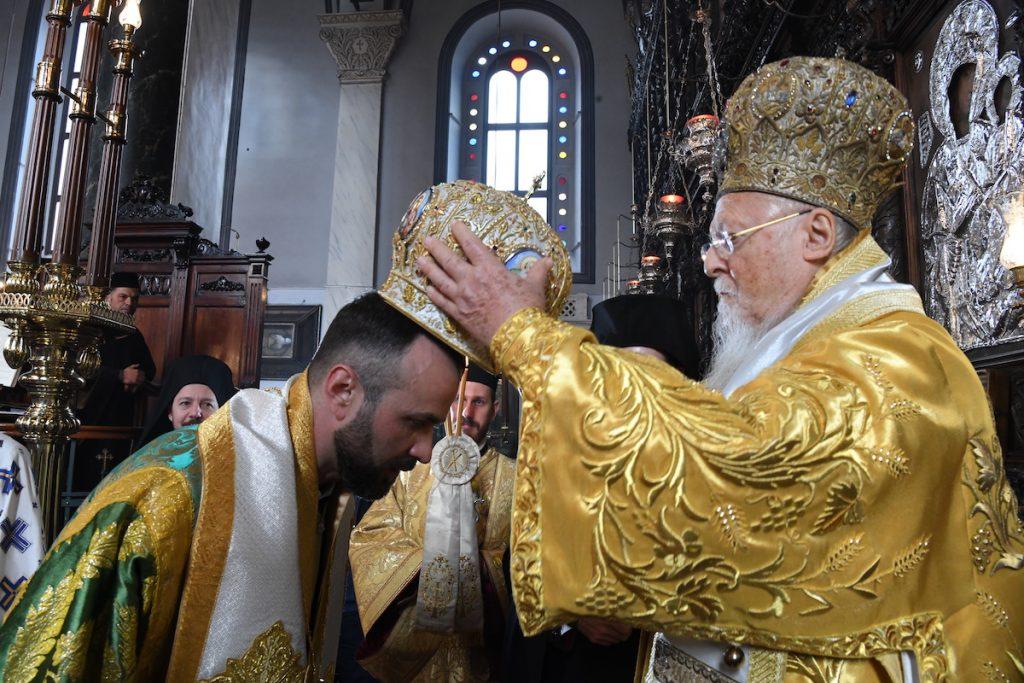 Un message ferme du patriarche œcuménique : « Rien ne saurait annuler l'autocéphalie en Ukraine »