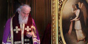 Dispositions prises par le Saint-Synode de l'Église orthodoxe serbe suite au décès du patriarche Irénée