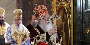 Mgr Chrysostome, locum tenens du Trône patriarcal serbe, est sorti de la clinique