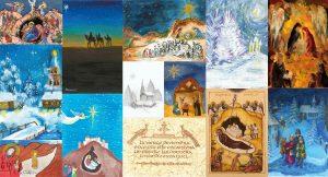 Cartes de Noël «L'Annonciateur» en vente en ligne