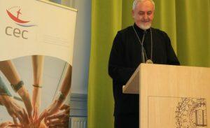 Métropolite Emmanuel de France à la CEC « Le dialogue ne divise pas mais unit »
