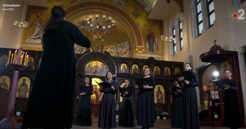 L'émission spéciale «Orthodoxie» sur France 2 « Noël 2020 » est en ligne