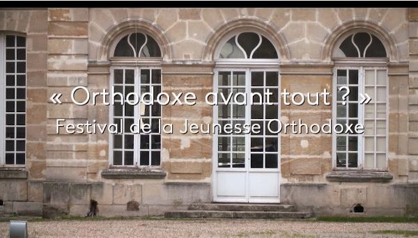 Bande-annonce l'émission « Orthodoxie » France 2 du 20 décembre à 9h30