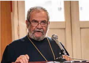 Protopresbytre Jean Gueit : « Théologie et pratique liturgique de l'Eucharistie »