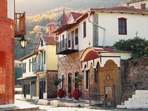Le gouverneur civil du Mont Athos déclare que la situation épidémiologique sur la péninsule est sous contrôle