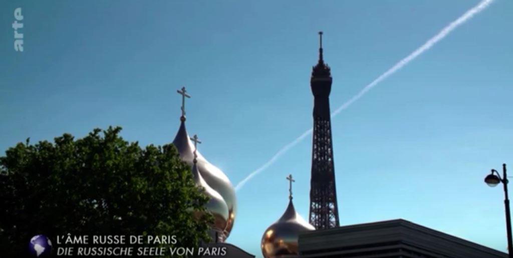 «L'âme russe de Paris»