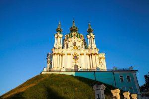 Mgr Emmanuel présidera l'office liturgique à Kiev le dimanche 13 décembre