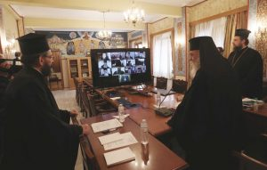 Décision du Saint-Synode de l'Église orthodoxe de Grèce au sujet des mesures concernant la Covid-19