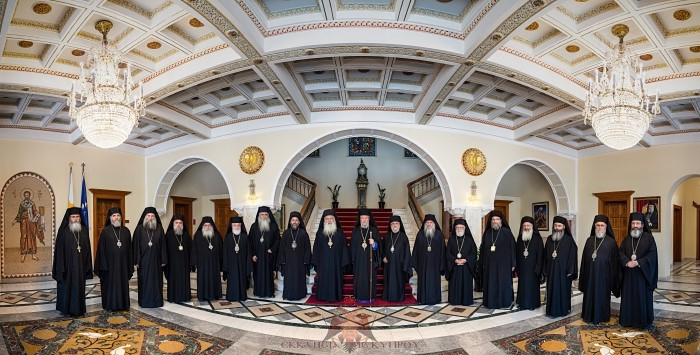 Message de l'Église orthodoxe de Chypre au sujet de la Covid-19