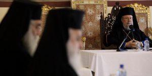 Le Saint-Synode de l'Église orthodoxe de Chypre se réunira la semaine prochaine pour discuter des nouvelles mesures gouvernementales concernant la COVID-19