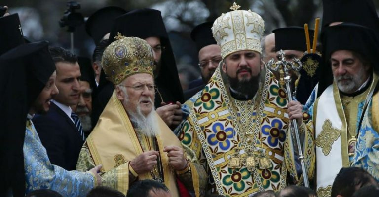 Le métropolite Épiphane de Kiev souhaite que l'Église dont il a la charge devienne un Patriarcat