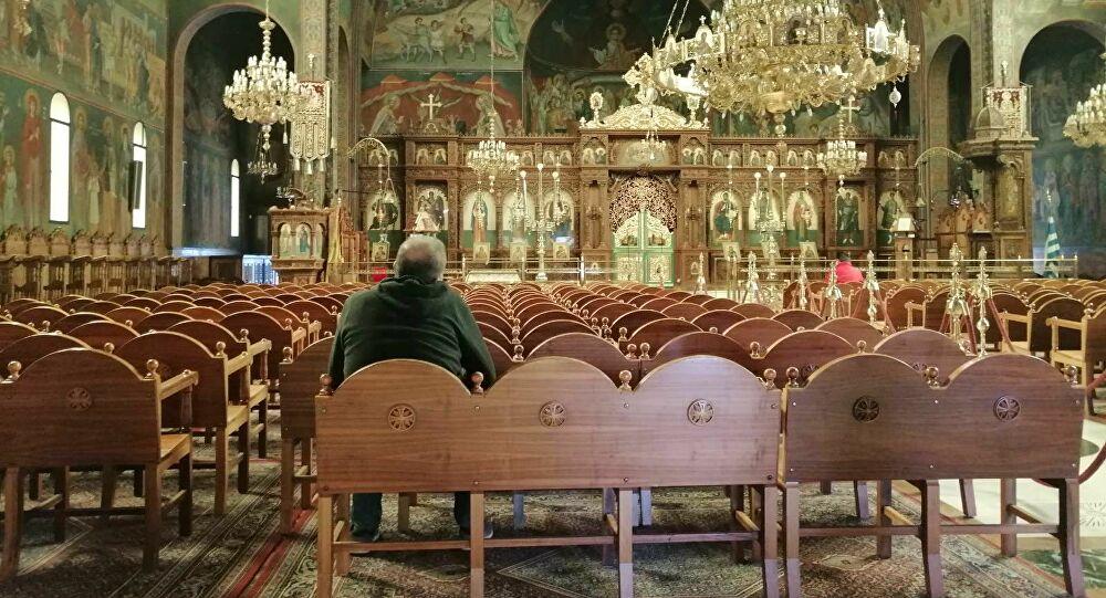Les églises seront rouvertes en Grèce à partir du 18 janvier