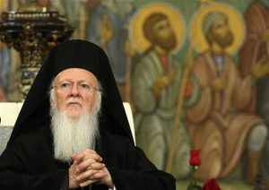 Le patriarche Bartholomée : « Il n'y a pas de schisme dans l'Église orthodoxe »