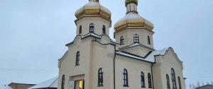 Expulsés de leur paroisse en Volhynie, des fidèles de l'Église orthodoxe ukrainienne ont construit une nouvelle église en sept mois