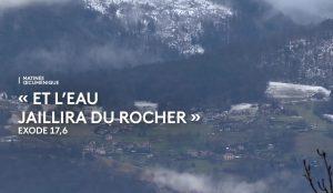 Matinée œcuménique avec les chrétiens de Grenoble : « Et l'eau jaillira du rocher » – dimanche 24 janvier – de 9h30 à 12h00