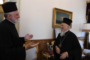 Le patriarche œcuménique Bartholomée se rendra à New York au mois de novembre