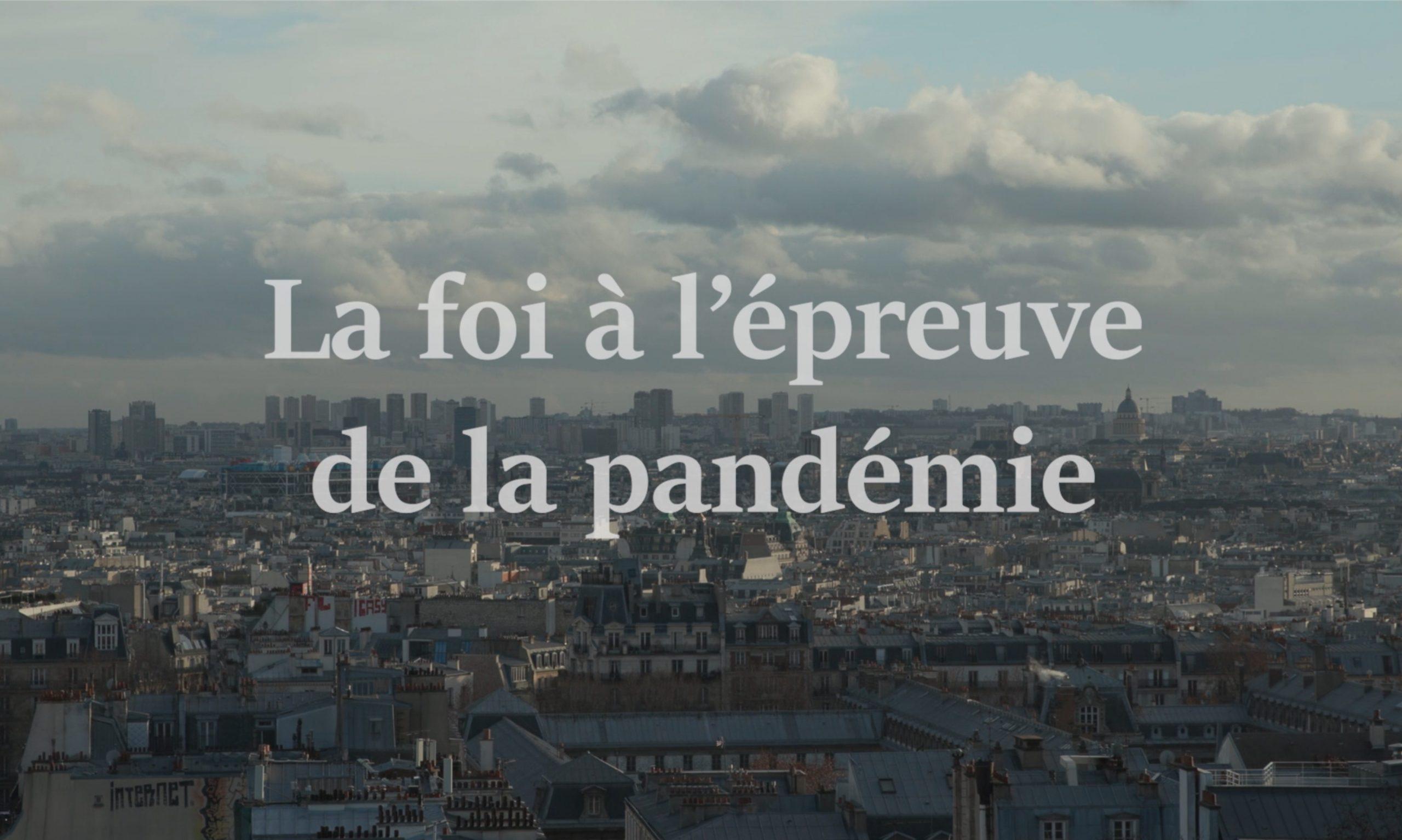 France 2 Orthodoxie : « La foi à l'éprouve de la pandémie » – dimanche 31 janvier à 9h30