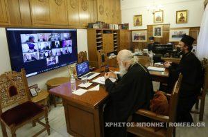 Le Saint-Synode de l'Église orthodoxe de Grèce décide que les lieux de culte resteront ouverts pour la fête de la Théophanie
