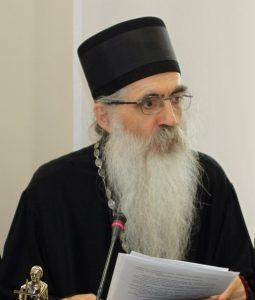 Dans son interview à l'hebdomadaire « Pečat » l'évêque de Bačka Irénée a abordé les problèmes contemporains de l'orthodoxie