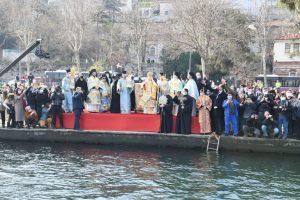 La fête de la Théophanie à Constantinople