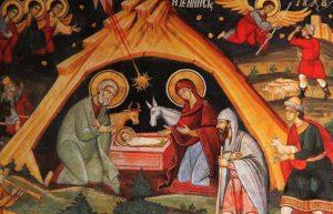 Message de Noël de l'évêque de Londres et d'Europe occidentale Irénée (Église russe hors-frontières)