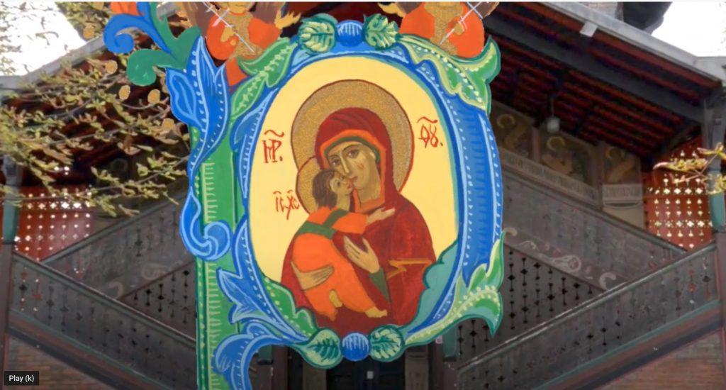 Tropaire et kondakion de la Nativité