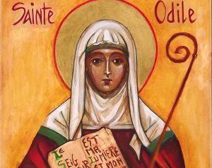 La paroisse orthodoxe russe de Strasbourg a fêté le 1300e anniversaire du trépas de sainte Odile