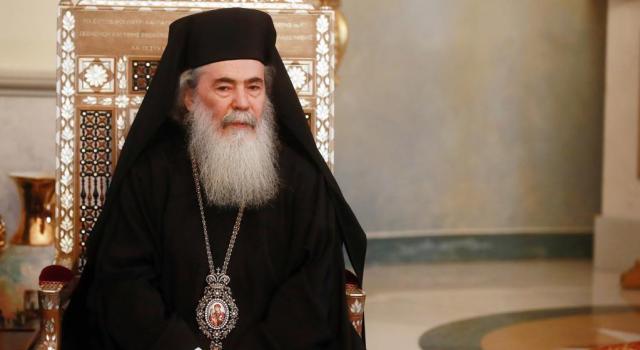 Patriarche Théophile de Jérusalem : « Pour nous, le Kosovo est la Jérusalem serbe »
