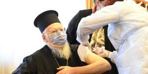 Le patriarche œcuménique Bartholomée a été vacciné contre la Covid-19
