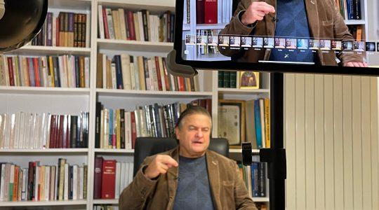 Bertrand Vergely en direct : « L'hésychia » – lundi 31 mai à 19h30