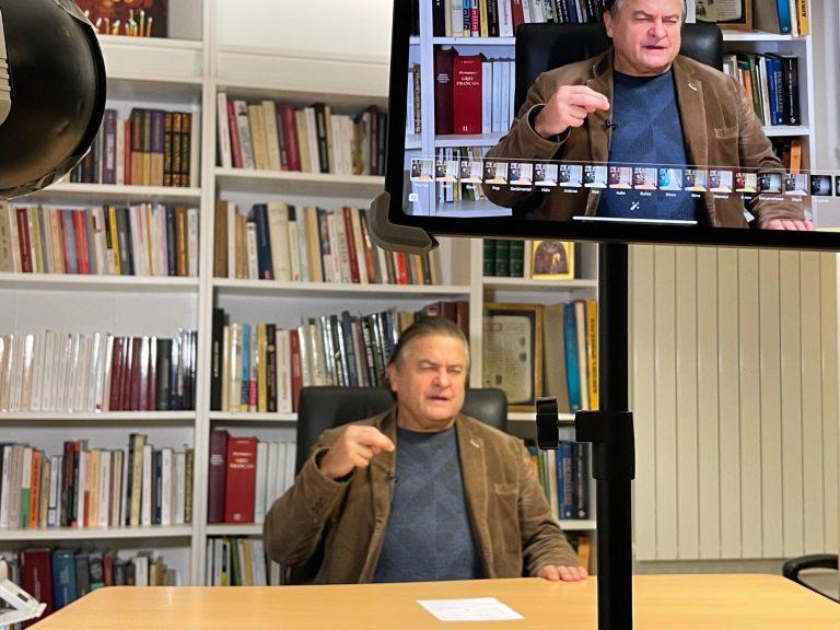 Bertrand Vergely en direct : « Le Vigneron » – lundi 19 avril à 19h30