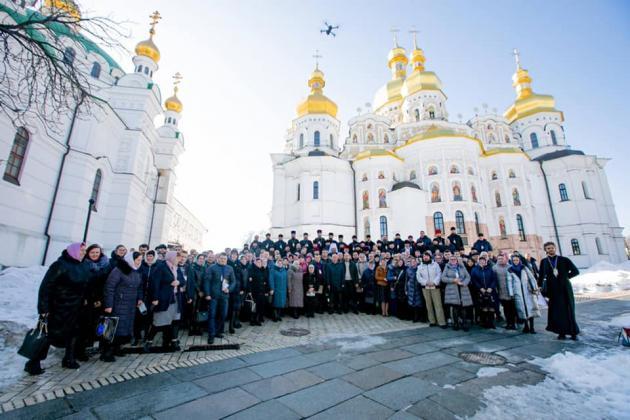 Congrès des délégués des paroisses persécutées de l'Église orthodoxe ukrainienne