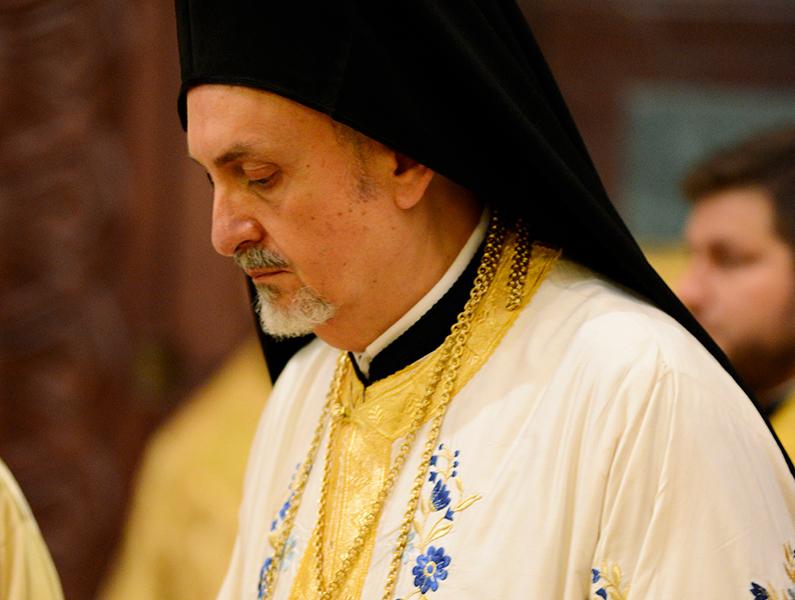 Le métropolite Emmanuel de France a été élu métropolite de Chalcédoine par le Saint-Synode du Patriarcat oecuménique
