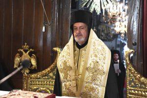 Le métropolite Emmanuel : « Je suis reconnaissant au patriarche pour mon nouveau diocèse et pour tout mon cheminement »