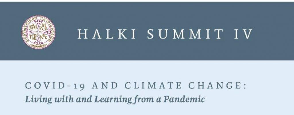 Vidéos de la 4e conférence de Halki