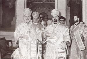 Cinquantenaire du sacre épiscopal du métropolite d'Ancyre Jérémie (Calligiorgis)