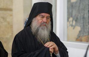 Message du métropolite de Limassol Athanase aux Ukrainiens : « Restez fidèles au métropolite canonique de Kiev Mgr Onuphre ! »