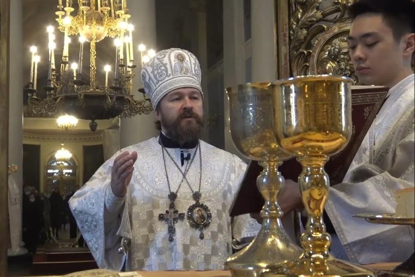 Métropolite Hilarion de Volokolamsk : «L'œuvre de Dostoïevski prêche les idéaux évangéliques»