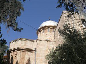 Le patriarche de Jérusalem condamne l'attaque commise contre l'église roumaine par un extrémiste