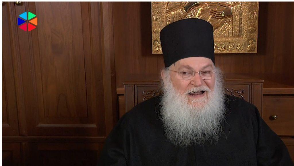 Mise à jour : aujourd'hui, à partir de 18h30, discutez en direct avec l'Ancien Ephrem, higoumène du monastère de Vatopedi