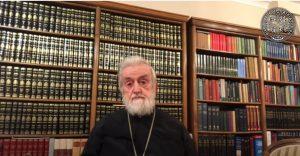 Message de Mgr Jean Zizioulas adressé à la 4e conférence de Halki (26-28 janvier 2021)
