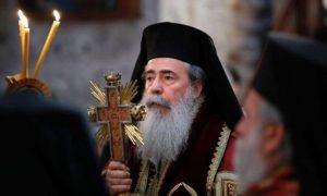 Une lettre ouverte du patriarche de Jérusalem : Nous prions chaque jour pour l'unité orthodoxe