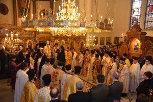 Message de la Conférence épiscopale orthodoxe du Benelux pour le Dimanche de l'orthodoxie