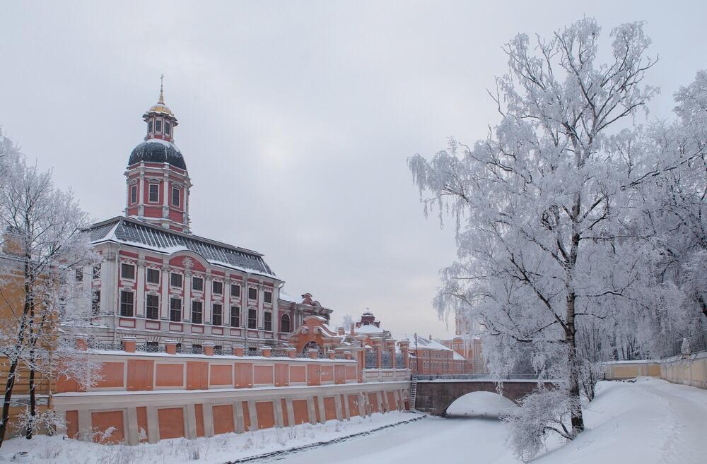 Pour la première fois depuis 88 ans, la liturgie sera célébrée en l'église Saint-Alexandre-de-la-Neva de la Laure de Saint-Pétersbourg