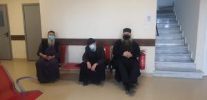 Les premières vaccinations ont eu lieu sur le Mont Athos