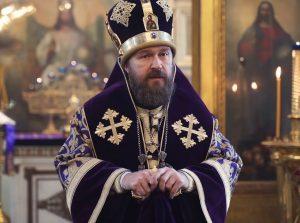 Le métropolite de Volokolamsk Hilarion : « Pourquoi notre foi est-elle grecque ? »