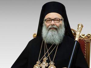 Message de Grand Carême du patriarche d'Antioche Jean X