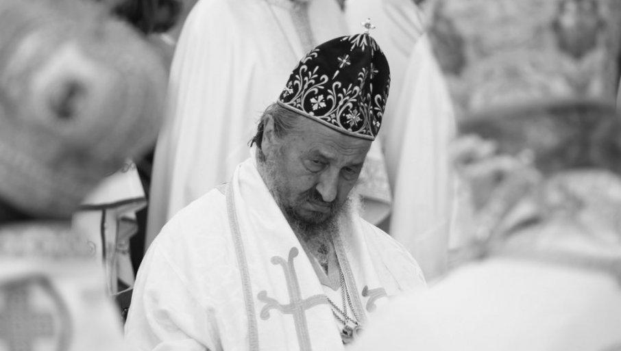 L'évêque Athanase (Jevtić) est décédé