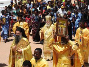 Dimanche de l'orthodoxie en République démocratique du Congo